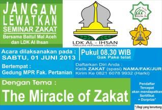 seminar zakat